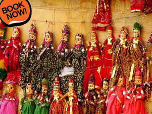 Colorful Rajasthan Tour Package from Jaipur | Colorful Rajasthan Holiday Package