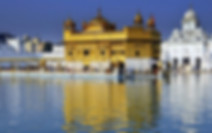 golden triangle tour with golden temple, golden triangle with amritsar
