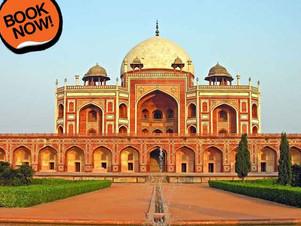 Golden Triangle Tour 4 Days | Delhi Agra Jaipur 4 Days Tour Package