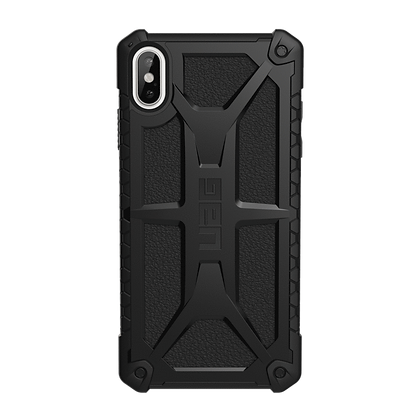 Urban Armor Gear Monarch Case for iPhone XS Max (Black)