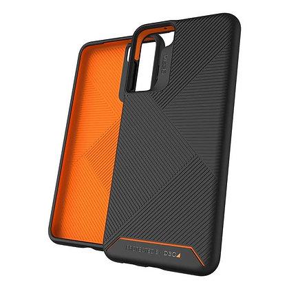 Gear4 Denali D3O Protective Case for Samsung Galaxy S21+ 5G (Black)