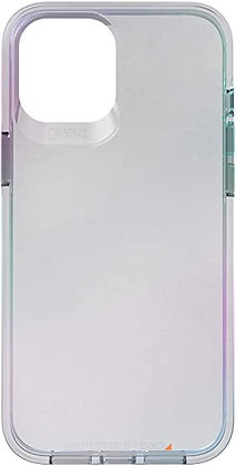 Gear4 Crystal Palace D3O Case for iPhone 12 & iPhone 12 Pro 5G (Iridescent)