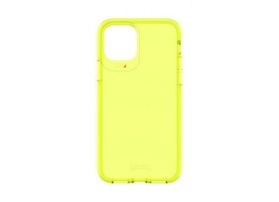 Gear4 Crystal Palace D3O Advance Protection Case for iPhone 11 Pro (Neon Yellow)