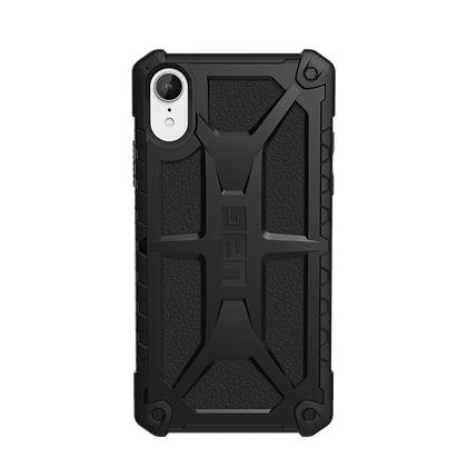 Urban Armor Gear Monarch Case for iPhone XR (Black)