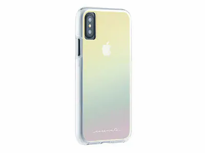 Casemate Naked Tough Iridescent Case for iPhone X/Xs