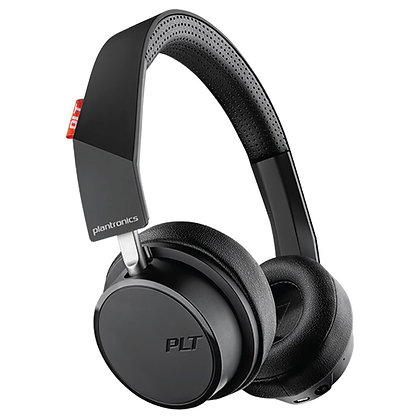 Plantronics BackBeat 505 Over-Ear Noise Cancelling Bluetooth Headphones (Black)