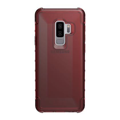 Urban Armor Gear Plyo Case for Samsung Galaxy S9+ (Crimson)
