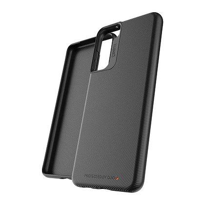 Gear4 Copenhagen D3O Protective Case for Samsung Galaxy S21+ 5G (Black)