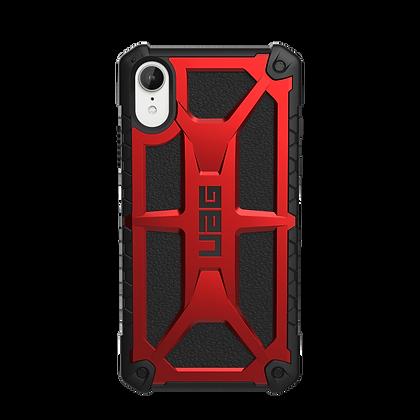 Urban Armor Gear Monarch Case for iPhone XR (Crimson)