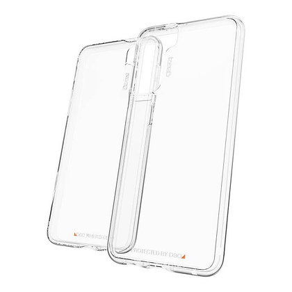 Gear4 Crystal Palace D3O Protective Case for Samsung Galaxy S21 Ultra 5G (Clear)