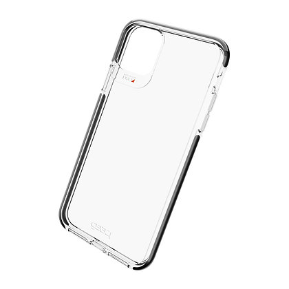 Gear4 Piccadilly D3O Case for iPhone 12 & iPhone 12 Pro 5G (Black)