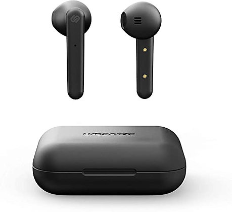 Urbanista Stockholm True Wireless Earbuds (Black)