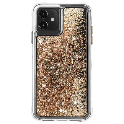 Casemate Waterfall Case for iPhone 11/XR (Gold)