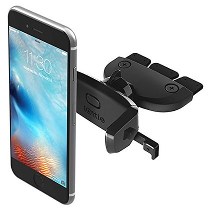 iOttie - Easy One Touch Mini CD Slot Car Mount