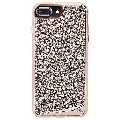 Case-Mate Brilliance Tough Genuine Crystal Case for iPhone 6/7/8 Plus