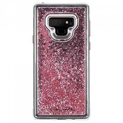 Case-Mate Waterfall Iridescent Case for Samsung Galaxy Note 9 (Pink)