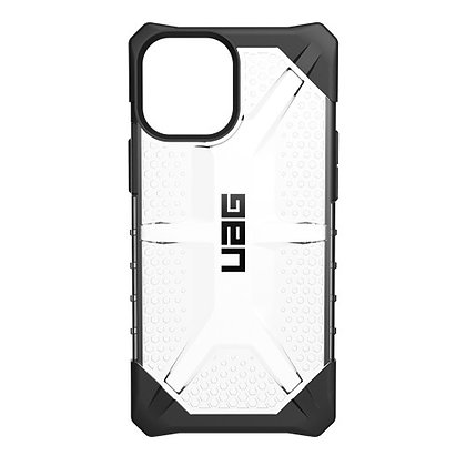Urban Armor Gear Plasma Case for iPhone 12 & iPhone 12 Pro 5G (Ice)