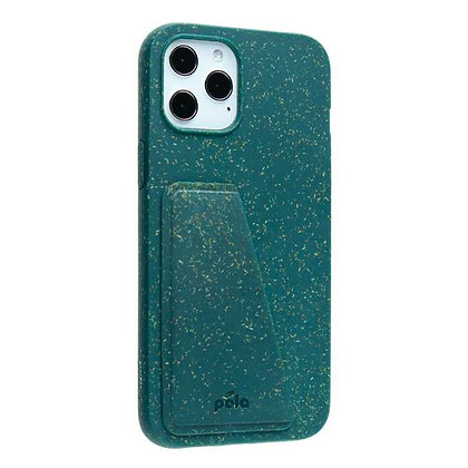Pela Green Eco-Friendly Wallet Case for iPhone 12 Pro Max 5G