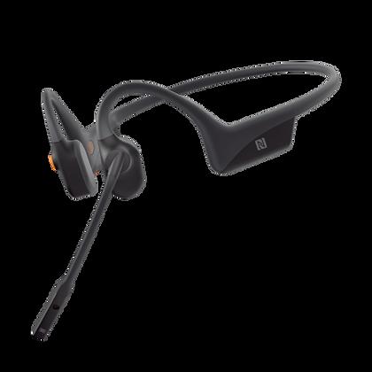 Aftershokz OPENCOMM Bone Conduction Stereo Bluetooth Headsets (Slate Grey)