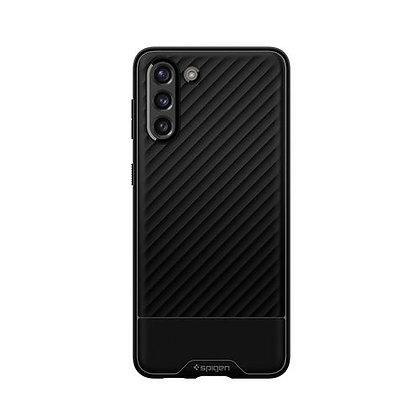 Spigen Core Armor Slim Protective Case for Samsung S21 5G (Matte Black)