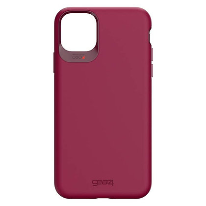 Gear4 Holborn D3O Protective Case for iPhone 11 Pro Max (Burgundy)