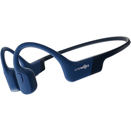 Aftershokz Aeroplex Waterproof Bone Conduction Endurance Headphone (BlueEclipse)