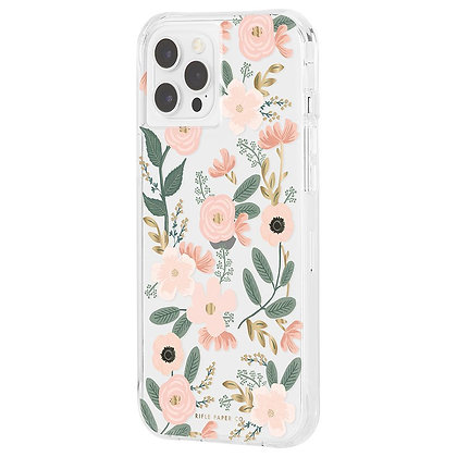 Casemate Rifle Paper Co Case for iPhone 12 Pro Max 5G (Wild Flowers)