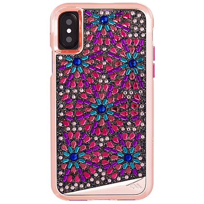 Casemate Brilliance Tough Case for iPhone X/Xs (Brilliance Brooch)