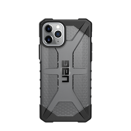 Urban Armor Gear Plasma Case for iPhone 12 & iPhone 12 Pro 5G (Ash)