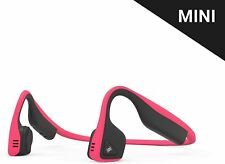 Aftershokz Titanium Mini Bluetooth Headphone with Mic (Dark Pink)