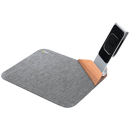 Numi Power Mat Plus Mouse Pad with Qi Wireless Charging Stand