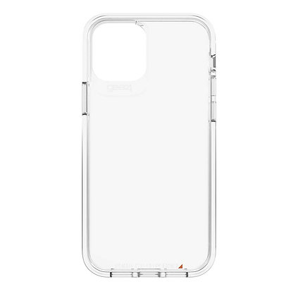 Gear4 Crystal Palace D3O Hard Shell Case for iPhone 12 Pro Max 5G (Clear)