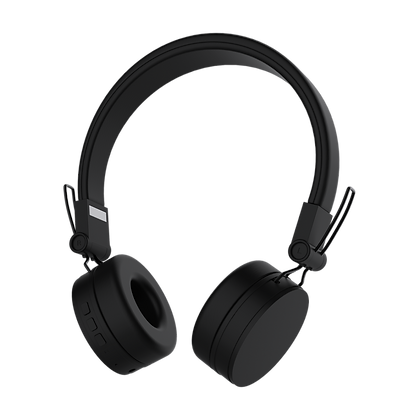 Defunc BT GO Wireless Bluetooth Headphone (Black)