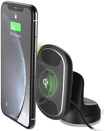 iOttie iTap 2 Magnetic Wireless Charging Dashboard Mount