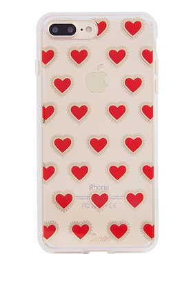 Sonix Clear Coated Case for iPhone 7/8 Plus (Heart)