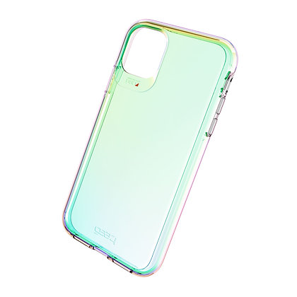 Gear4 Crystal Palace D3O Technology Case for iPhone 12 Mini 5G (Iridescent)