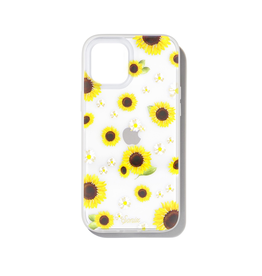 Sonix Clear Coat Fitted Soft Shell Case for iPhone 12 mini 5G (Sunflower)