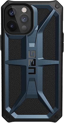 Urban Armor Gear Five Layer Monarch Case for iPhone 12 & iPhone 12 Pro (Blue)