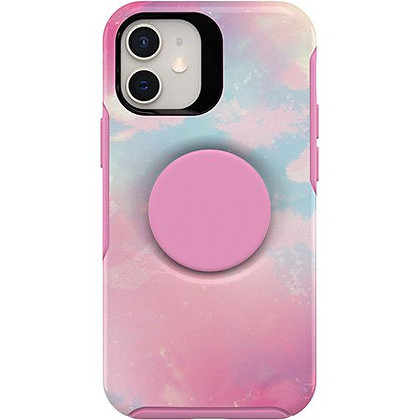 OtterBox Otter Pop Symmetry Case for iPhone 12 Mini 5G (Daydreamer Pink)