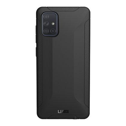 Urban Armor Gear Scout Case for Samsung Galaxy A71 (Black)