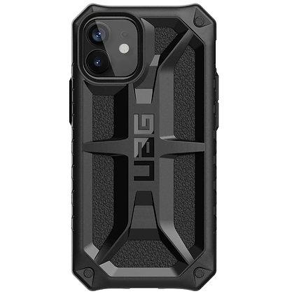 Urban Armor Gear Five Layer Monarch Case for iPhone 12/12 Pro (Black)