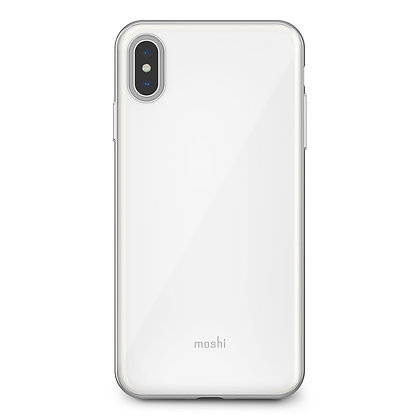 Moshi iGlaze Slim Hardshell Case for iPhone XS Max (White)