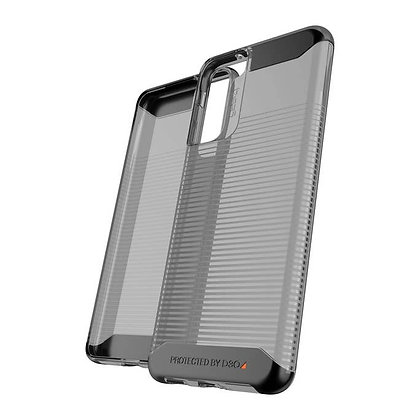 Gear4 Havana Lightweight D3O Protective Case for Samsung Galaxy S21 5G (Smoke)