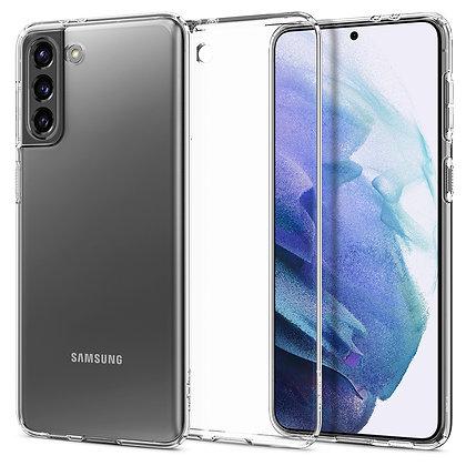 Spigen Crystal Flex Soft Case for Samsung S21 5G (Clear)