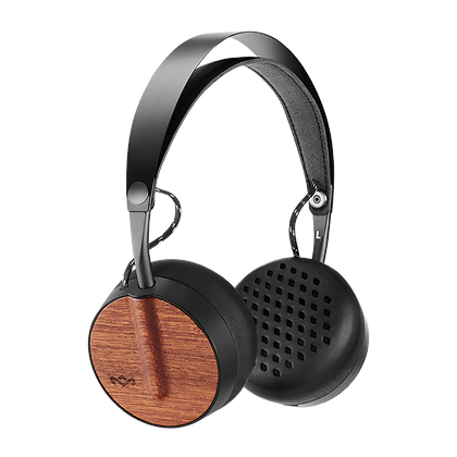 House of Marley WirelessBuffalo Soldier Headphone (Black)