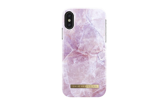 iDeal of Sweden Fashion Case for Iphone X/Xs (Pilion Pink Marble)