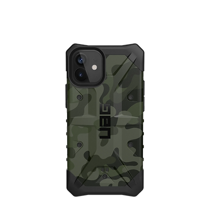 Urban Armor Gear Pathfinder SE Case for iPhone 12 Mini 5G (Forest Camo)