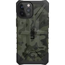 UAG Pathfinder SE Case for iPhone 12 & iPhone 12 Pro 5G (Forrest Camo)