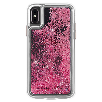Casemate Waterfall Case for iPhone Xs Max (Pink)