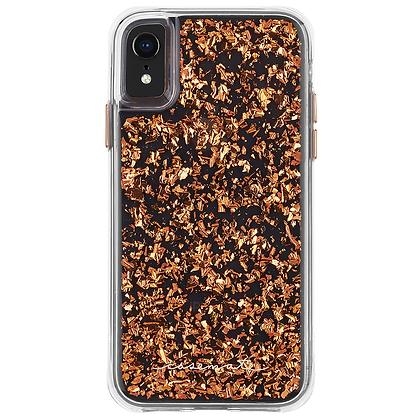 CaseMate KARAT Case for iPhone XR (Rose Gold)